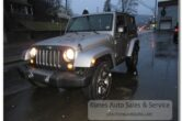 2015 Jeep Wrangler 4X4 Oscar Mike Edition