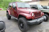 2007 Jeep Wrangler Unlimited 4WD